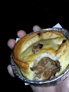 Meat Filled Pastries first venture into the 'luxury' pie market