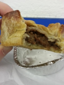 Steak pie Muthafudgers!